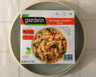 Gardein Teriyaki Chick'n Bowl