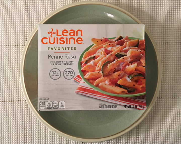 Lean Cuisine Favorites Penne Rosa