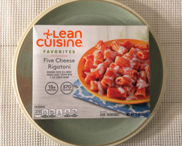 Lean Cuisine Favorites Five Cheese Rigatoni