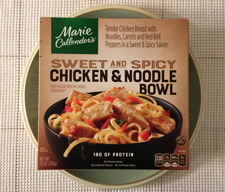 Marie Callender's Sweet & Spicy Chicken & Noodle Bowl