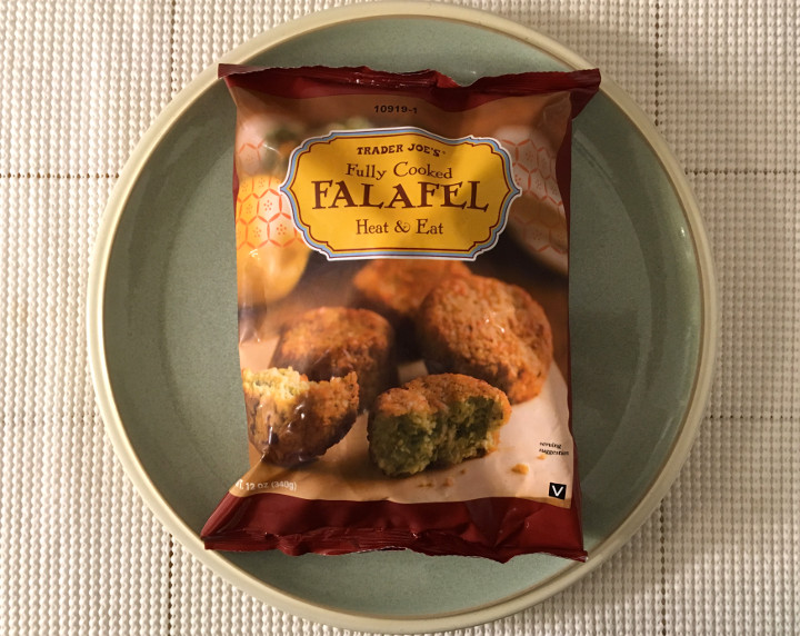 Trader Joe S Fully Cooked Falafel Review Freezer Meal Frenzy