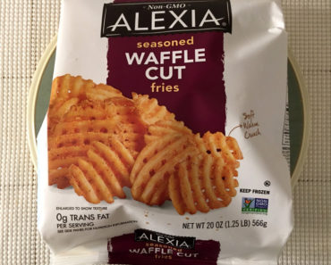 Alexia Seasoned Waffle Cut Fries