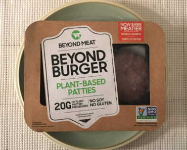 Beyond Meat Beyond Burger Plant-Based Patties Review