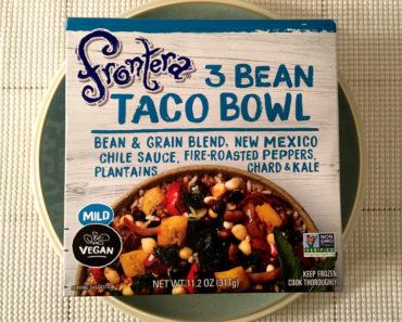 Frontera 3 Bean Taco Bowl