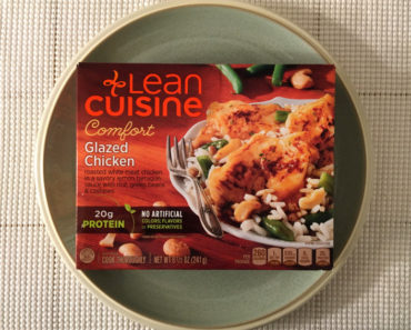 Lean Cuisine Glazed Chicken