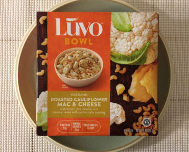 Luvo Roasted Cauliflower Mac & Cheese