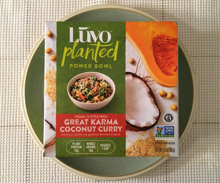 Luvo Great Karma Coconut Curry Power Bowl