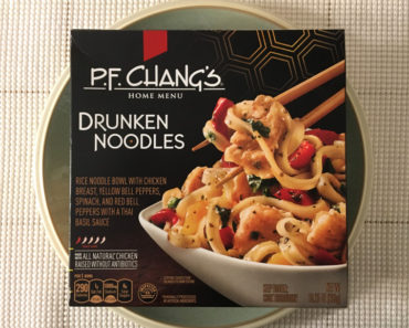 PF Chang's Home Menu Drunken Noodles