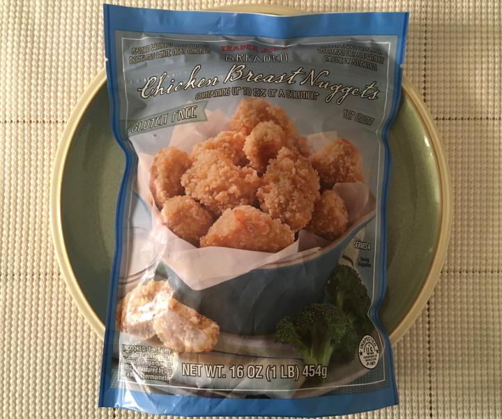 Trader Joe's Breaded Chicken Breast Nuggets