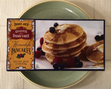 Trader Joe's Gluten & Dairy Free Homestyle Pancakes