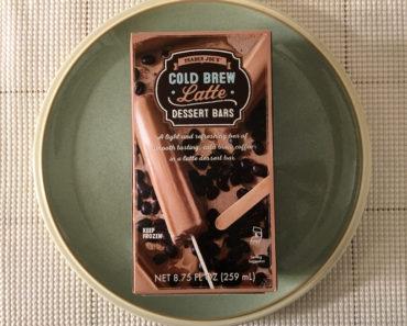 Trader Joe's Cold Brew Latte Dessert Bars Review