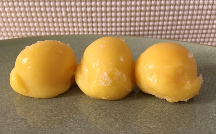 Trader Joe's Mango Mini Mochi