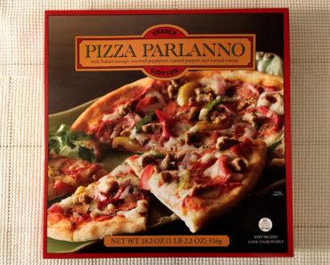 Trader Joe's Pizza Parlanno