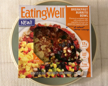 Eating Well Breakfast Burrito Bowl Review
