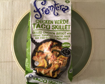 Frontera Chicken Verde Taco Skillet
