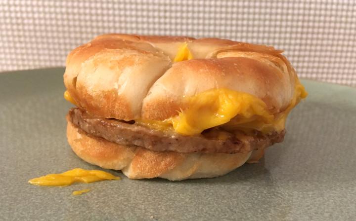 Jimmy Dean Sausage, Egg & Cheese Croissant Sandwiches