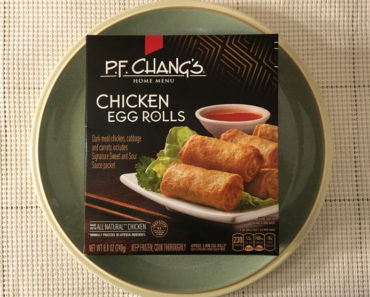 PF Chang's Home Menu Chicken Egg Rolls