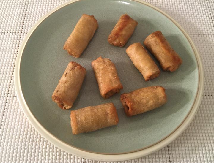 PF Chang's Home Menu Chicken Egg Rolls