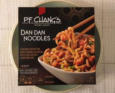 PF Chang's Home Menu Dan Dan Noodles
