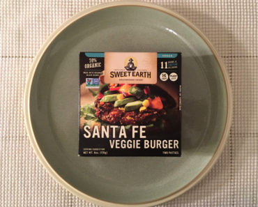 Sweet Earth Santa Fe Veggie Burgers