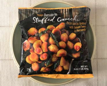 Trader Joe's Outside-In Stuffed Gnocchi