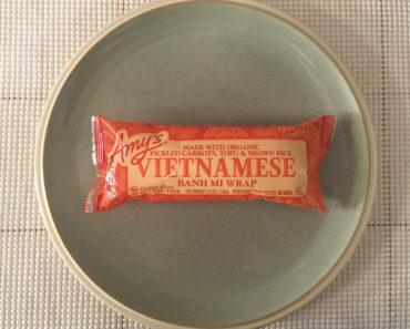 Amy's Vietnamese Banh Mi Wrap