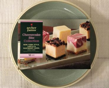 Archer Farms Cheesecake Bite Collection