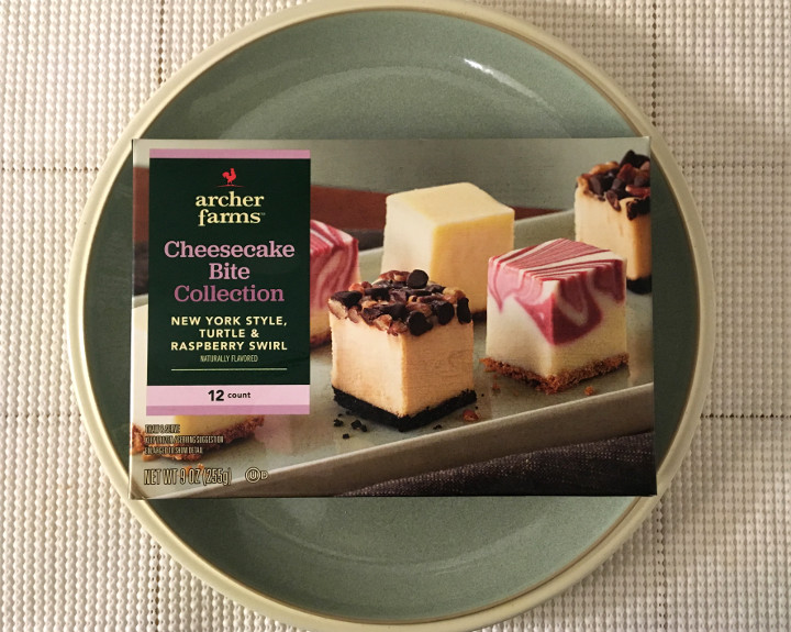 Archer Farms Cheesecake Bite Collection
