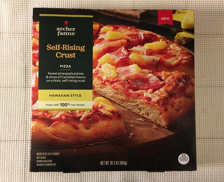 Archer Farms Hawaiian-Style Self-Rising Crust Pizza