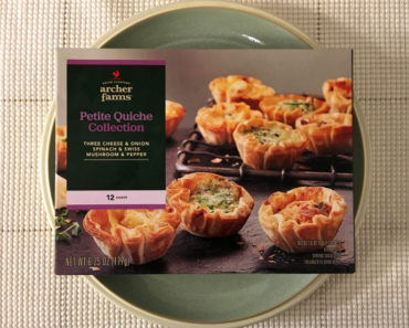 Archer Farms Petite Quiche Collection