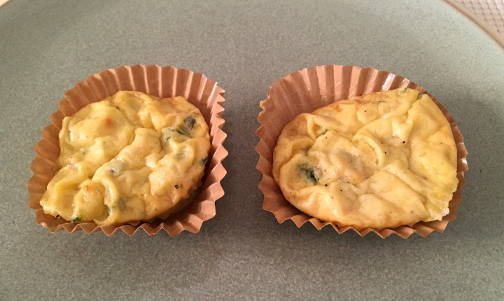Archer Farms Uncured Ham & Swiss Cheese Omelette Cups