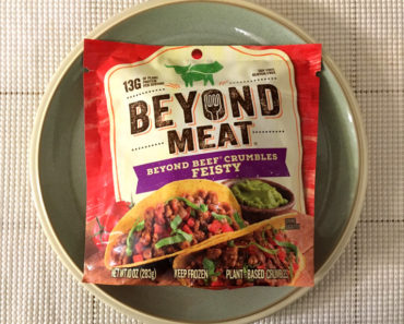 Beyond Meat Feisty Beef Crumbles Review