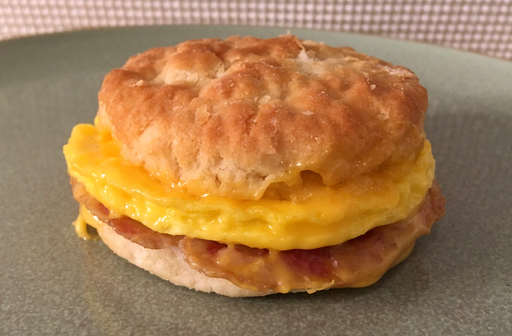 Jimmy Dean Bacon, Egg & Cheese Biscuit Sandwiches