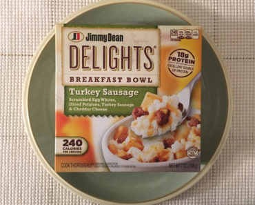 Jimmy Dean's Turkey Sausage Breakfast Bowl