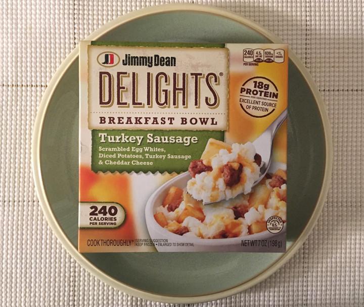 Jimmy Dean's Turkey Sausage Breakfast Bowl