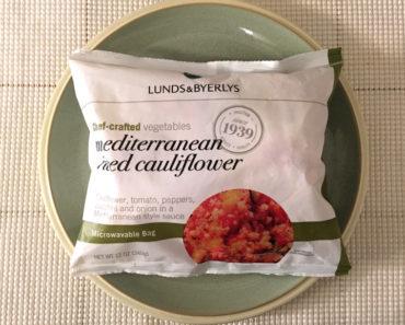 Lunds & Byerlys Mediterranean Riced Cauliflower Review