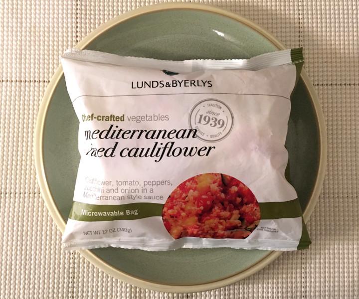 Lunds & Byerlys Mediterranean Riced Cauliflower