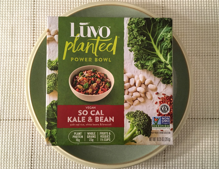 Luvo So Cal Kale & Bean Power Bowl