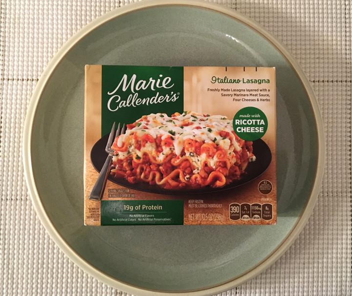 Marie Callender's Italiano Lasagna
