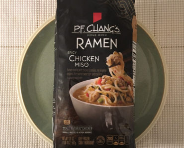 PF Chang's Spicy Chicken Miso Ramen