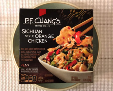 PF Chang's Home Menu Sichuan Style Orange Chicken