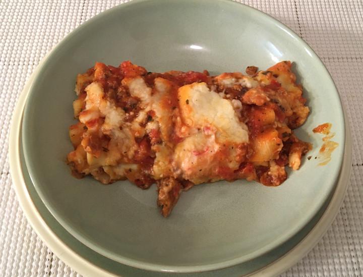 Stouffer's Family Size Lasagna Italiano