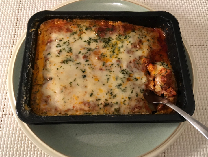 Trader Joe's Meat Lasagna