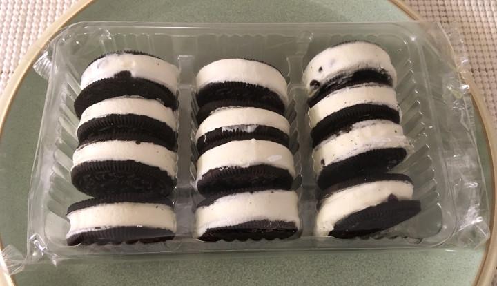 Trader Joe's 12 Mini Mint Ice Cream Mouthfuls