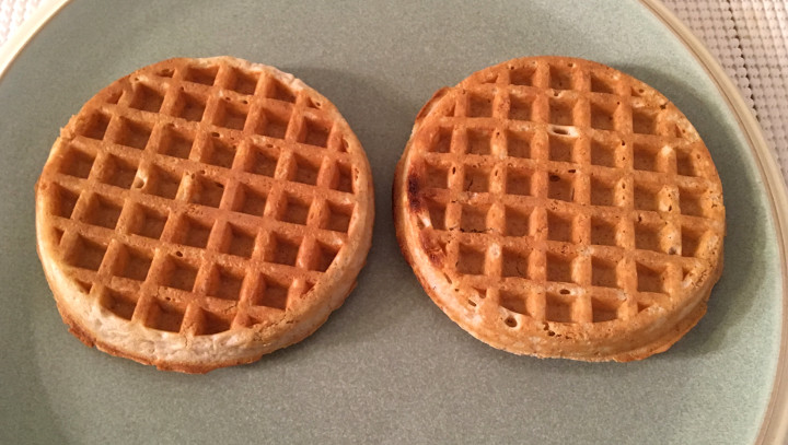 Trader Joe's Multi Grain Toaster Waffles