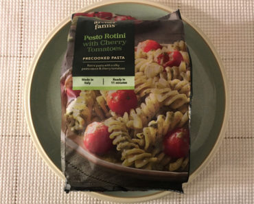 Archer Farms Pesto Rotini with Cherry Tomatoes