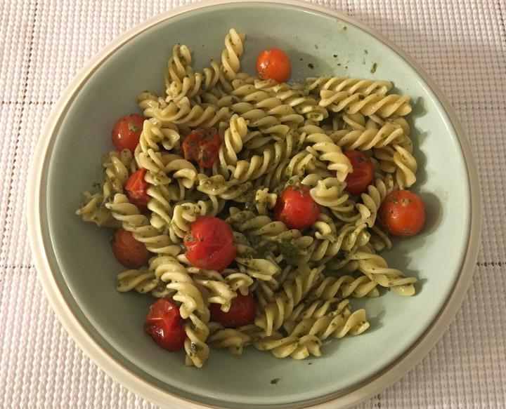 Archer Farms Pesto Rotini with Cherry Tomatoes