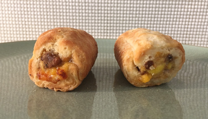 Jimmy Dean Sausage, Egg & Cheese Biscuit Roll-Ups