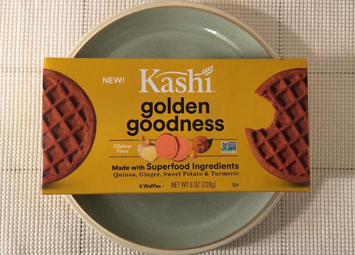Kashi Golden Goodness Gluten-Free Waffles