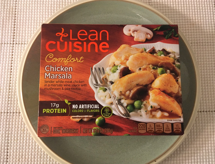 Lean Cuisine Chicken Marsala